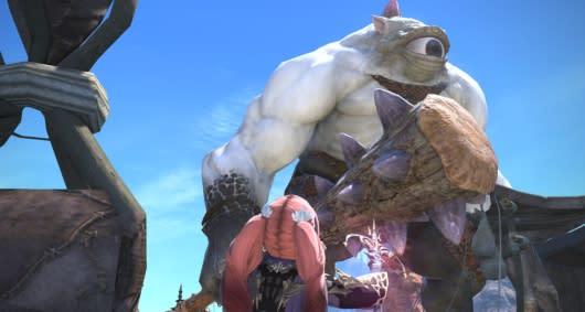 Final Fantasy XIV offers more details on the Hunt system
