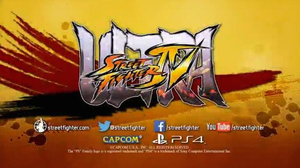 Ultra Street Fighter 4 taking an extra round on PS4