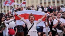 Biélorussie : de la présidentielle contestée aux manifestations inédites, on vous raconte la semaine historique qu'a vécue le pays