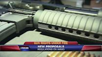 Lawmakers Target Ammo In Latest Gun Control Efforts