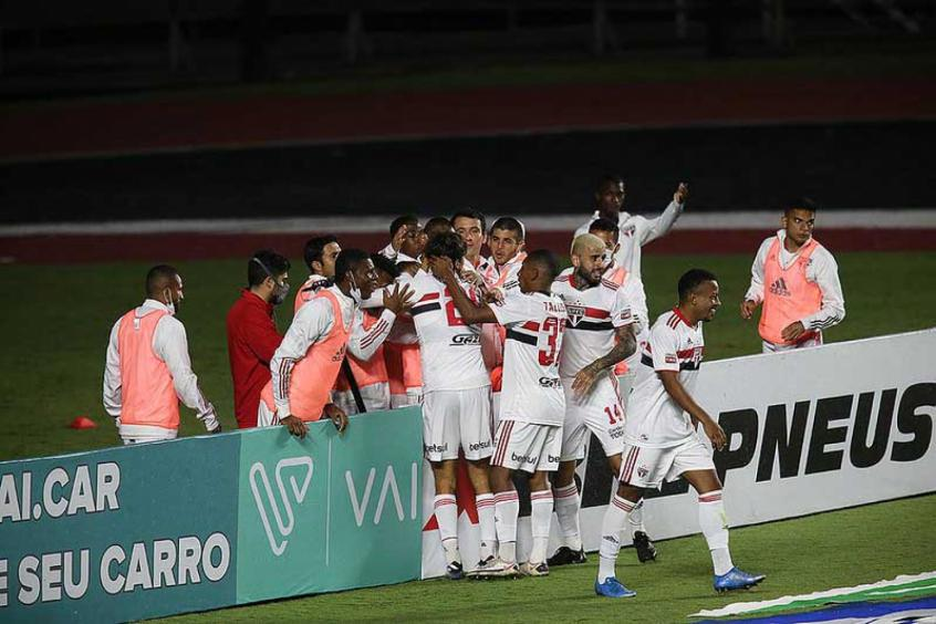 São Paulo lidera estatísticas ofensivas no Campeonato Paulista
