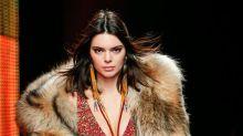 Kendall Jenner y Bella Hadid desfilan para Dsquared2 en la Milan Fashion Week