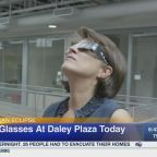 Get free solar eclipse glasses at Daley Plaza Thursday