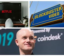 Is Coinbase the Next Netflix, or a Blockbuster Video-in-Waiting?