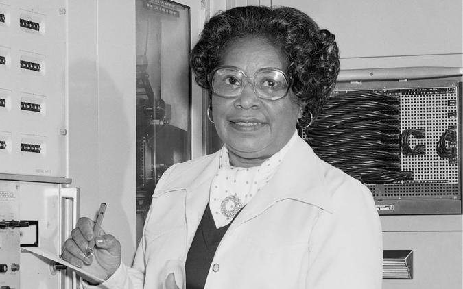 Mary W. Jackson NASA
