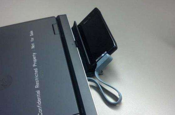 Lapdock 500 goes through the FCC, its pre-launch gutting ritual shown off to the public