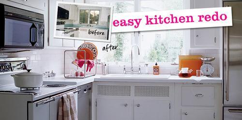 9 Cheap Ways To A Kitchen Makeover