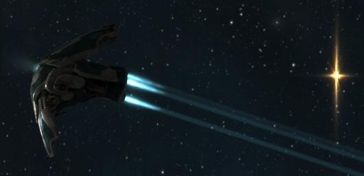 EVE Online and DUST 514 celebrate the holiday season