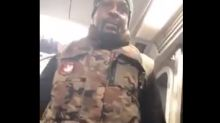 NYC subway attack that left woman with fractured spine investigated as alleged hate crime
