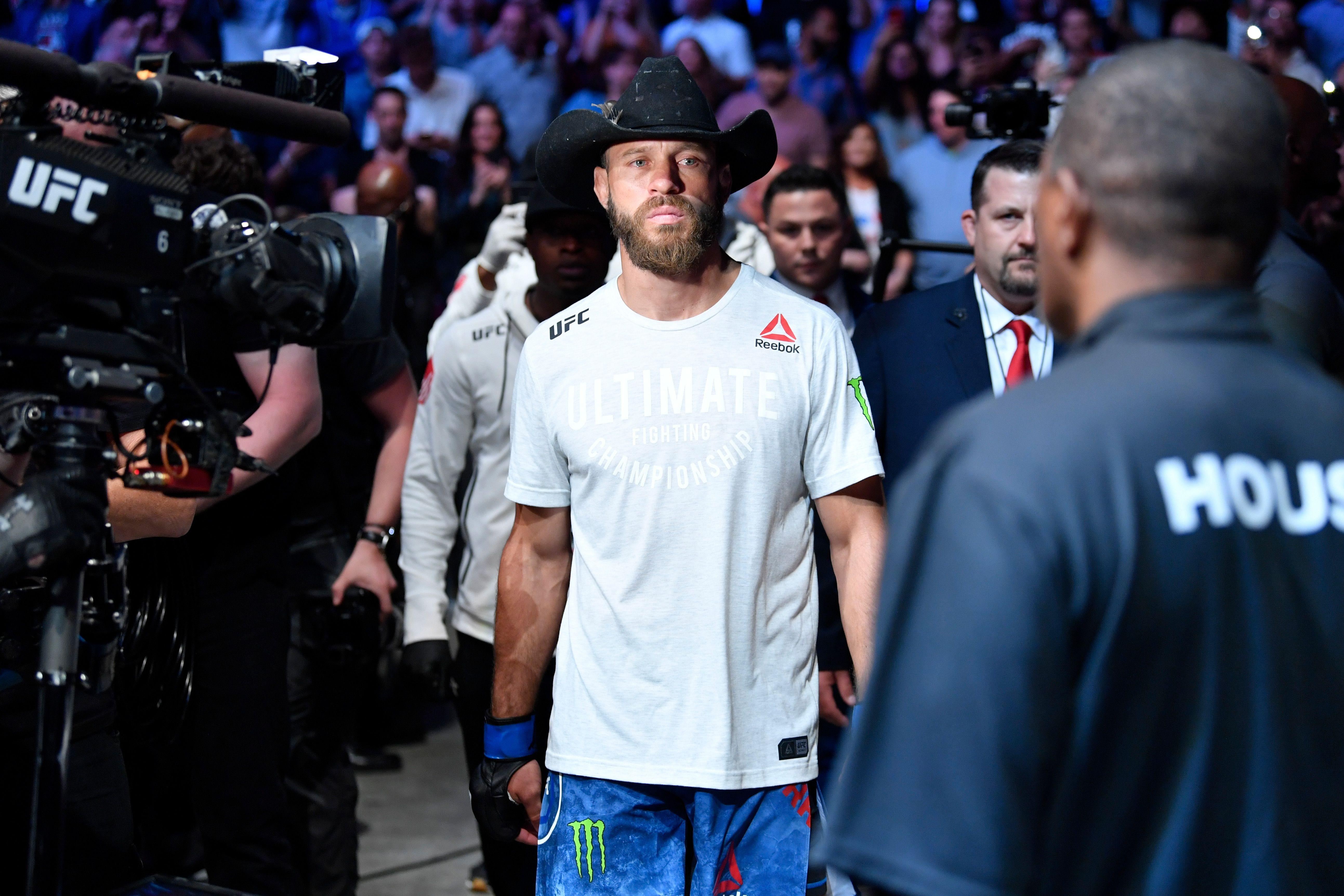 Donald Cowboy Cerrone Posts Netflix Involvement And Grandma S Advice Following Fight Loss