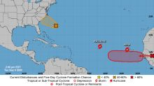 Tropical trouble for the Carolinas? Forecasters eye system in the Atlantic