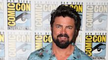 The Boys' Karl Urban responds to Dredd replacement call