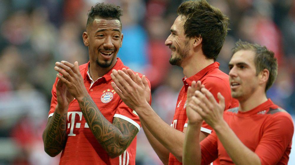 El Bayern viaja a Madrid con Hummels, Boateng y Lewandowski