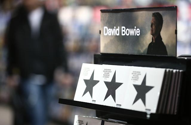 Instagram series creates visuals for David Bowie's 'Blackstar'