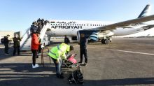 War-scarred Libya airport reopens after three-month closure