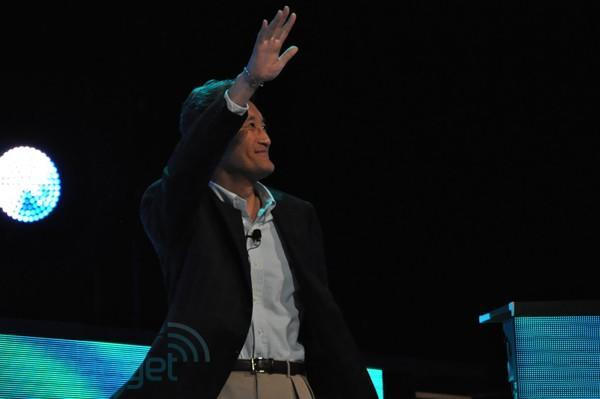 Sony's Kaz Hirai talks up virtues of touch controls, weighs in on PlayStation phone