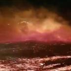 Lebanese Civil Defense Battle 'Worst Fires in Decades'