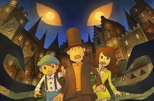 Professor Layton and the Last Specter includes bonus RPG, dated this October (along with Tetris: Axis for 3DS)