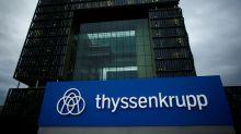 Ailing Thyssenkrupp drops split plan in favour of elevators float