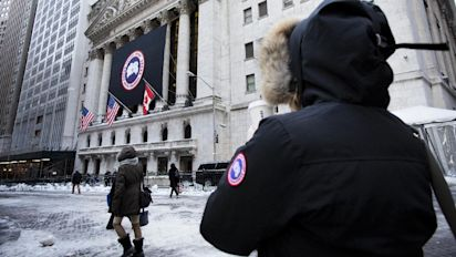 Canada Goose is 'killing it' with its $1,000 coat