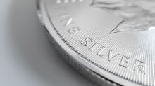 Silver Hovering at $17.00