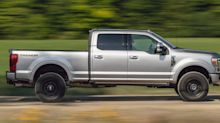 2020 Ford F-350 Tremor Brings Back Pushrods