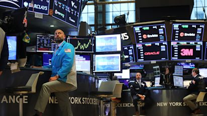 Stocks drop after China cancels Farm Belt visit