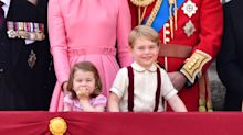 George & Charlotte's Role in The Royal Wedding