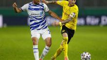 Foot - ALL - Coupe - Coupe d'Allemagne: Dortmund s'éclate face à Duisburg (D3)