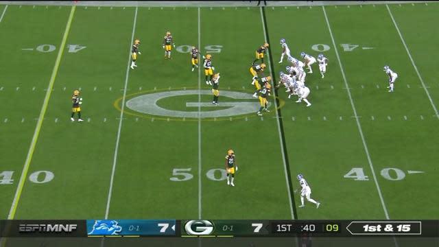 Lions vs. Packers highlights Week 2