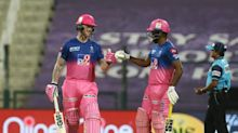 Stokes, Samson help RR get past MI; CSK knocked out