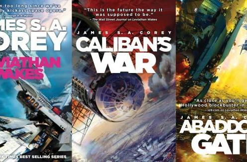 Syfy's 'most ambitious TV series to date' is based on 'The Expanse' novels