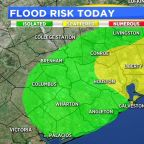 HOUSTON WEATHER: Barry brings scattered thunderstorms this afternoon