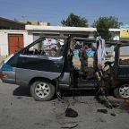 Afghan IS group claims deadly sticky bomb attacks in Kabul