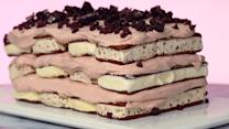The Easiest Ice Cream Cake You'll Ever Make