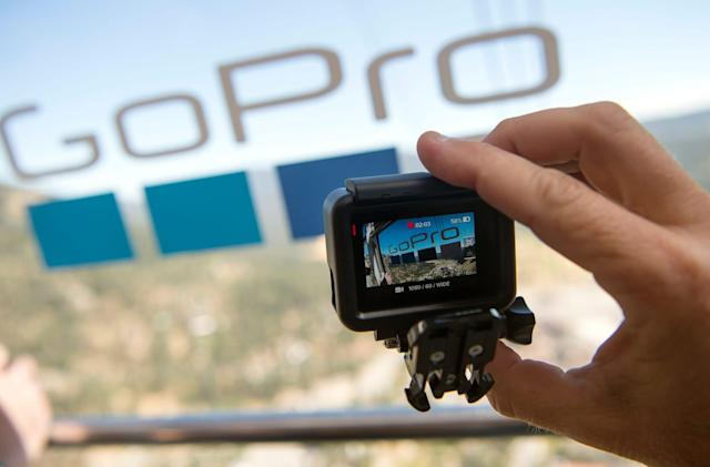 GoPro cuts another 270 jobs