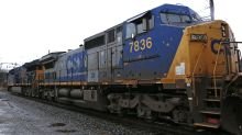A health setback for Hunter Harrison punishes CSX stock