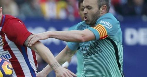 Foot - ESP - Barça - FC Barcelone : Andrés Iniesta incertain contre l'Espanyol