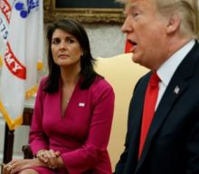 Nikki Haley: Tillerson and Kelly tried to block Trump to 'save country'
