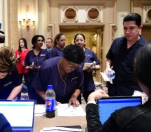'Chaotic' but 'fun': Las Vegas casino workers cast votes