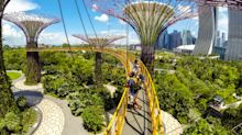 Singapore tops travel destination list for tourists in Asia when borders reopen