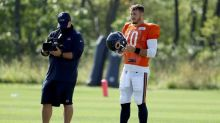 Trubisky ready to show he's right quarterback to lead Bears