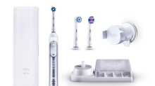 The Oral-B Genius 8000 CrossAction electric toothbrush is reduced by a massive 71%