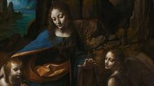 X-Ray Scans Uncover da Vinci's Hidden Painting in All Its Glory