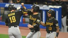 Hayes, Pirates throttle Indians