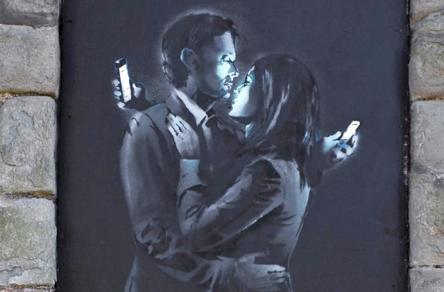Researchers use criminal profiling to unmask Banksy