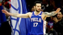 J.J. Redick on 76ers: 'They f***** up not bringing me back'