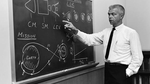 JOHN C. HOUBOLT: THE SCIENTIST BEHIND THE APOLLO MOON LANDINGS