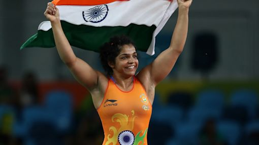Rio bronze medallist Sakshi Malik is the brand ambassador of Beti Bachao, Beti Padhao campaign in India's Haryana