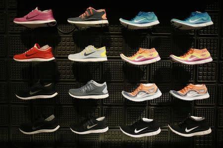 News post image: Nike Stock Falls 4%